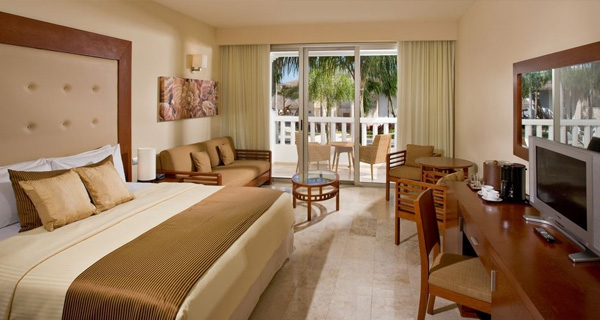 Accommodations - Grand Riviera Princess All Suites & Spa Resort - All Inclusive - Riviera Maya