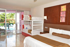 Family Club Deluxe Junior Room - Grand Riviera Princess All Suites Resort & Spa All Inclusive